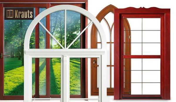 Деревянные окна со стеклопакетом высокого качества