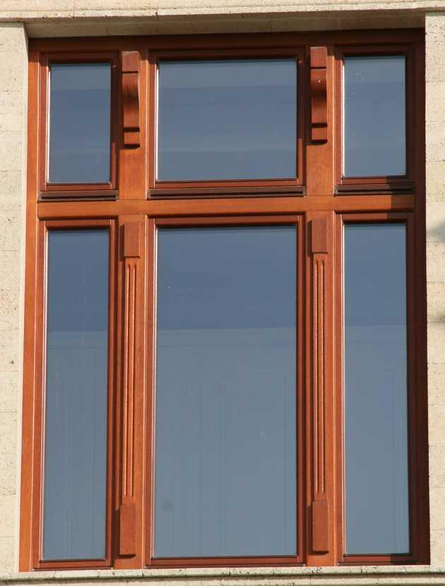 Деревянные окна на заказ - это очень просто