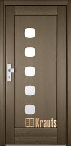 Входные деревянные двери оптима