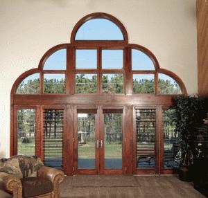 Окна деревянные купить