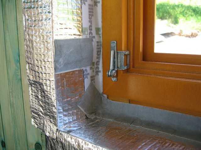 Монтаж деревянных  окон ГОСТ
