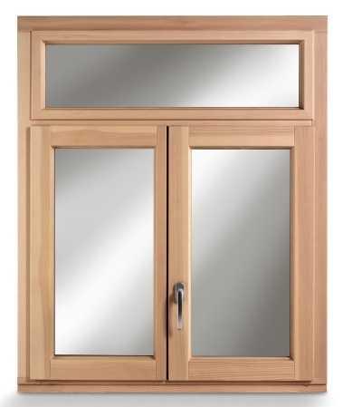 wood alu inside