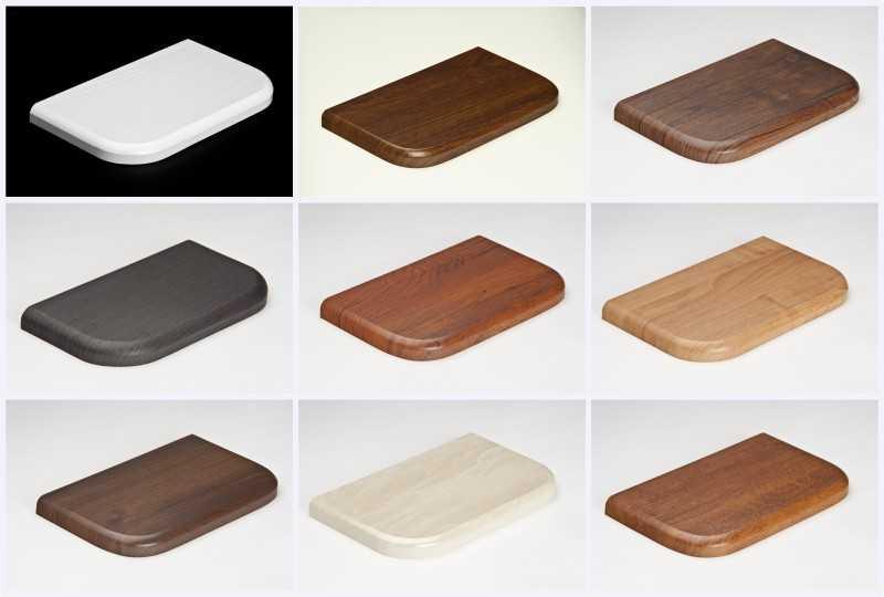 Качественные деревянные подоконники