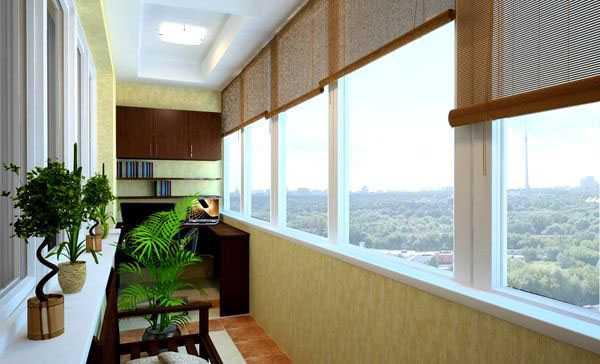 Профессиональное остекление балконов и лоджий