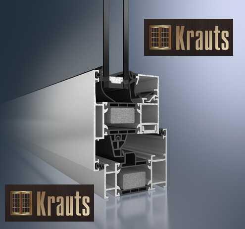 Алюминиевые окна от Krauts