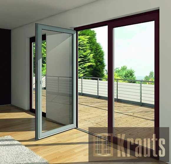 Алюминиевые окна высокого качества