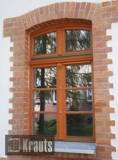 Деревянные окна со стеклопакетом Москва