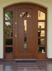 Цена и стоимость входной деревянной двери от производителя