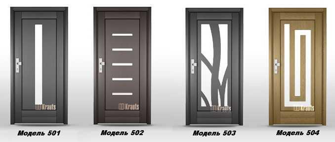 Входная деревянная дверь модель 504