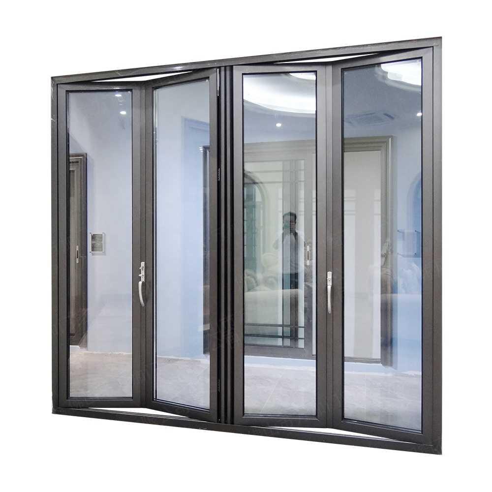 Раздвижная алюминиевая оконная система