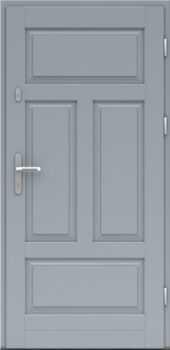 Входная деревянная дверь стандарт двадцать один