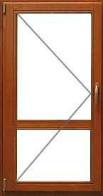 Балконная дверь - деревянное евроокно цена от 19 779 руб. за кв.м.